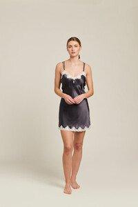 Genia Silk Chemise - designs for women who inspire