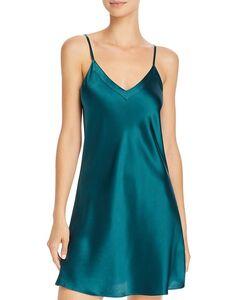 Ginia 100% silk chemise - designed to inspire