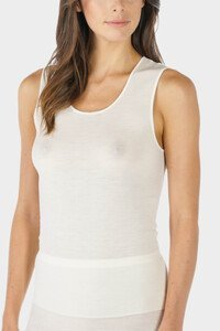 Mey Serie Exquisite sleevless Vest Cream