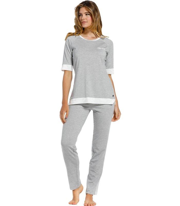 Pastunette Pyjama style 25211-320-2 with comfort and femininity