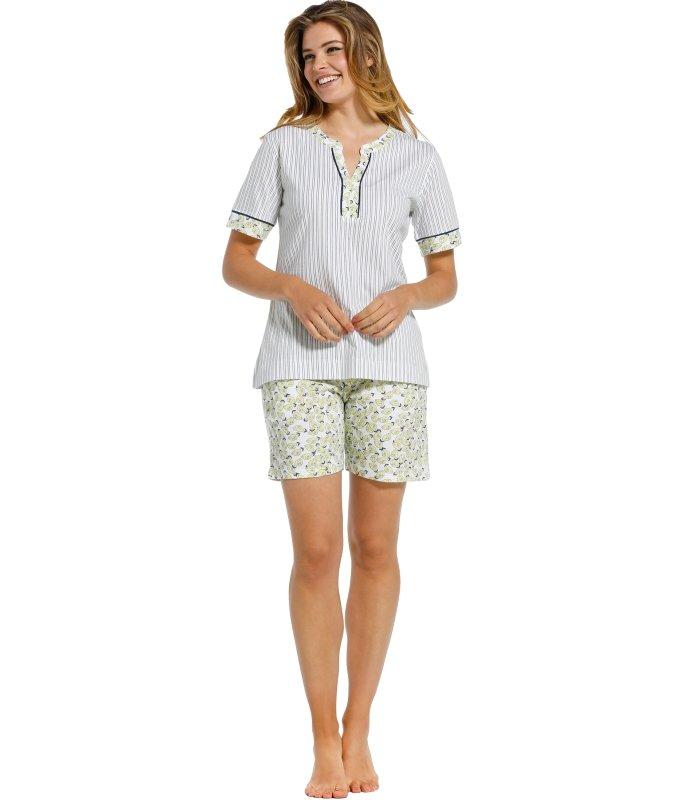 Pastunette Shorty Pyjama style 30211-155-2